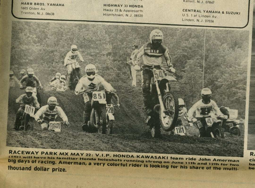 john amerman raceway news
