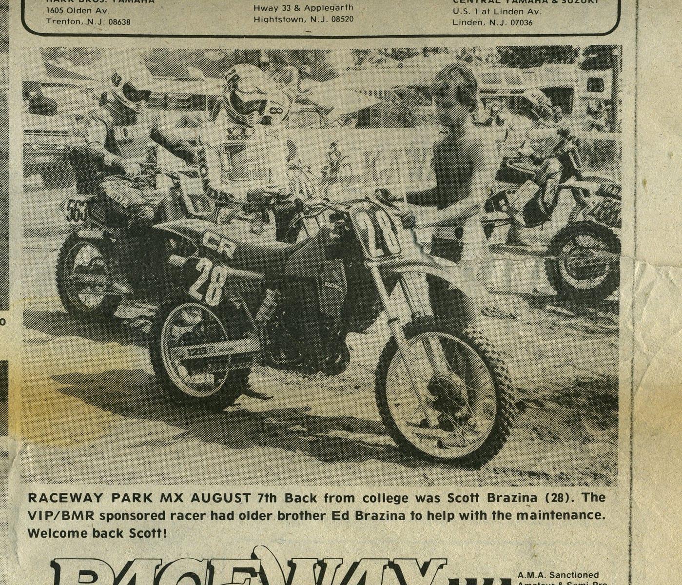 scott brazina 1983