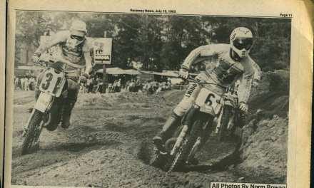 Raceway News Flashback – John Finkelday