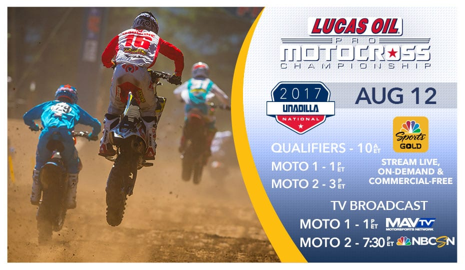 The Great Outdoors – Unadilla Preview