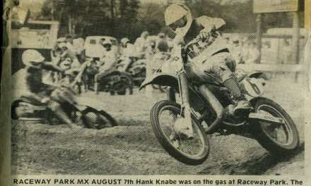 Raceway News Flashback – Hank Knabe