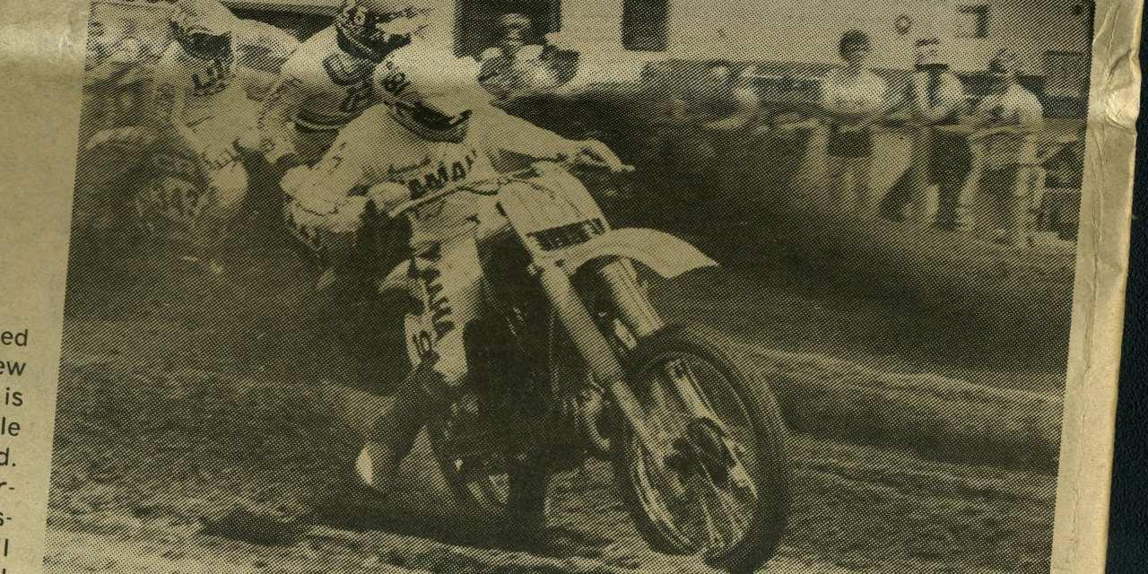 Raceway News Flashback – Terry Tucker 1983