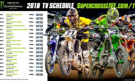 Format Changes for Monster Energy Supercross