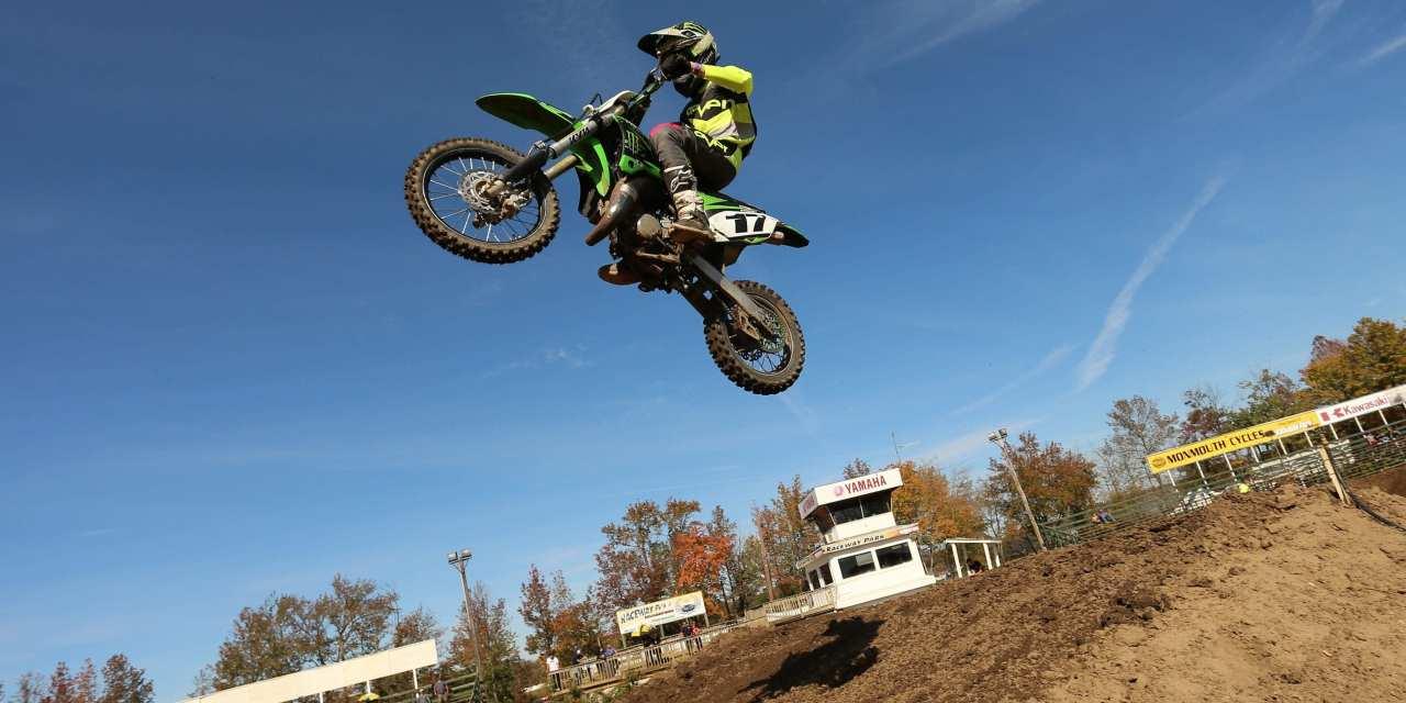 Raceway Park Motocross Results 10/22/17
