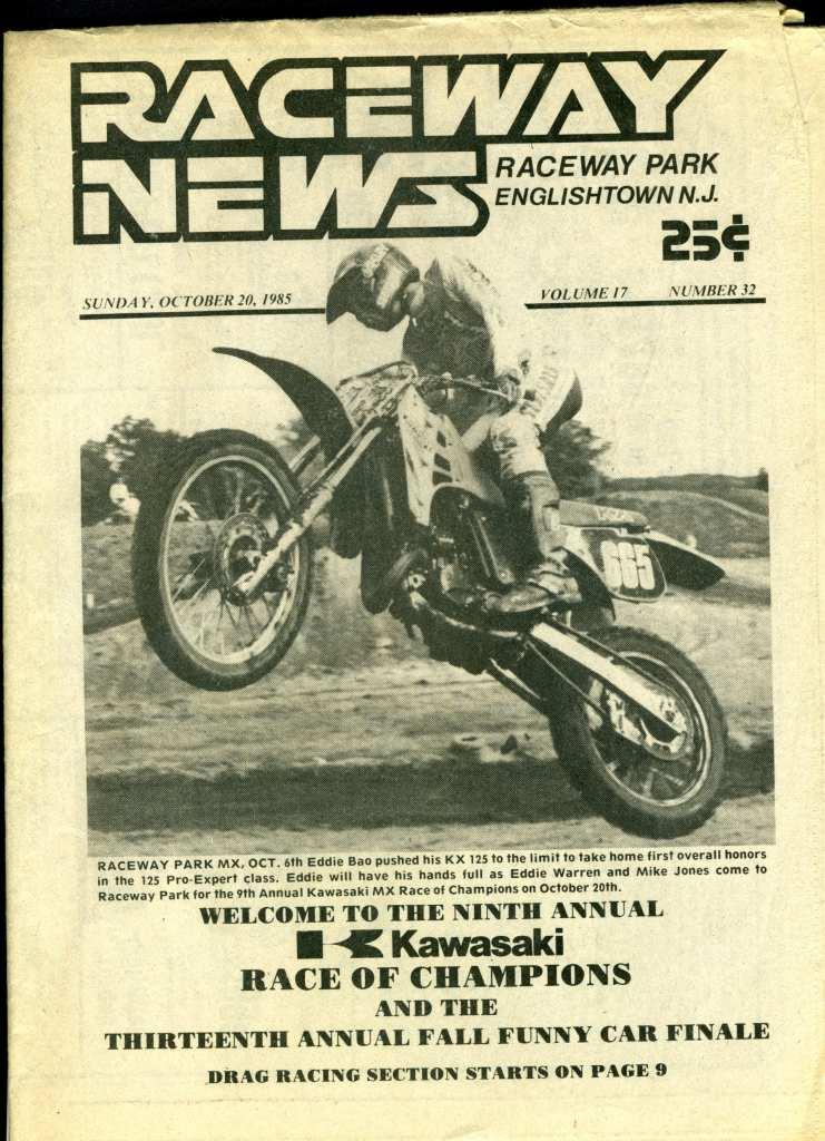 raceway news flashback bao