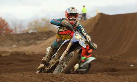 Raceway Park Motocross Final Points 2017