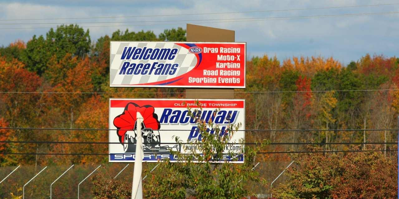 Raceway Park Announces Restructuring of Business