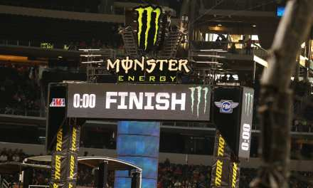 Monster Energy Supercross – Minneapolis, MN – Round 14