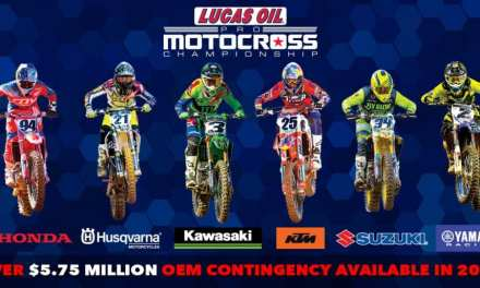 MX Nationals – $6 Million Plus in Contingency and Prize Money