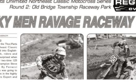 Raceway Park Results 4/22/01