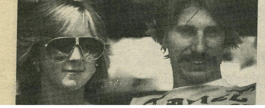 Raceway News Interview with Mickey Kessler – 1986