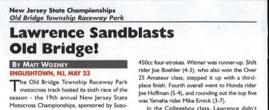 Raceway Park Results 5/23/04