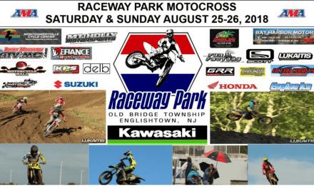 Raceway Park Weekend Schedule – August 25 & 26