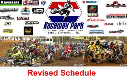 Raceway Park Updates 2018 Schedule