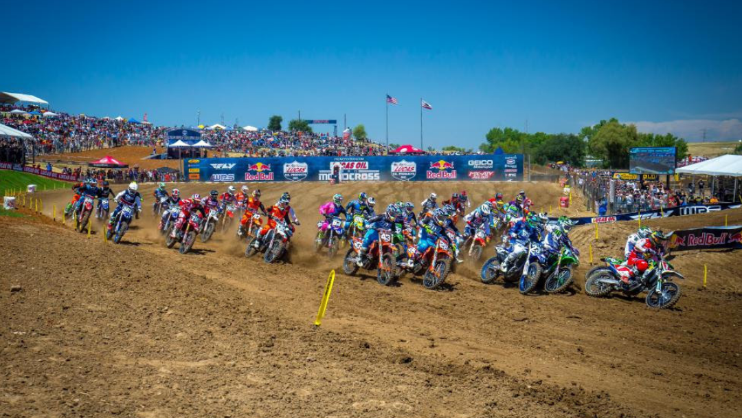 NBC Sports Group Extends Partnership with Lucas Oil Pro Motocross Championship