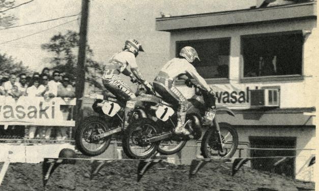 Raceway News Flashback – Brian Carroll 1988