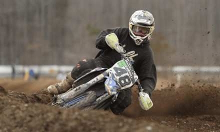 Raceway Park Opening Day Race Report