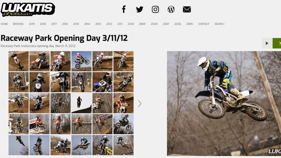 Throwback Photo Gallery – Raceway Park Opening Day 2012