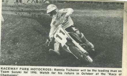 Raceway News Flashback – 1989