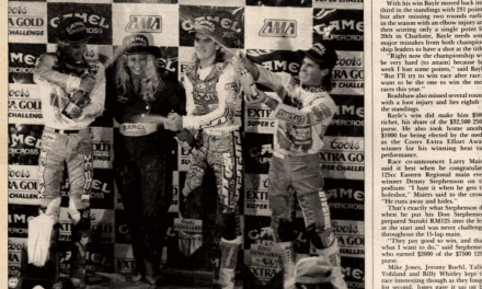 Supercross Flashback – 1990
