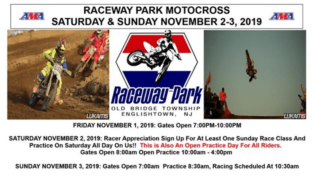 Raceway Park Season Finale This Weekend
