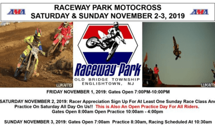 Raceway Park Season Finale This Weekend