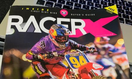 RacerX – January 2020