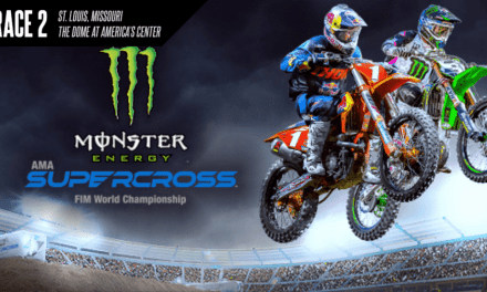 This Week in supercross – St Louis, mo