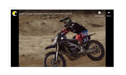 Justin Cooper & Brandon Hartranft | Glen Helen [RAW]
