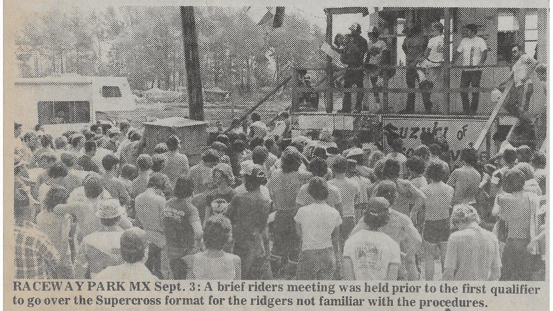 Raceway News Flashback – 1978