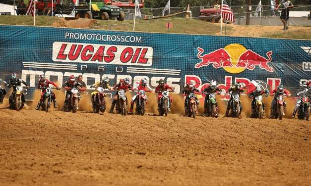 MX Sports announces COVID-19 Paddock Mitigation, Health & Safety Plan for Motocross Nationals