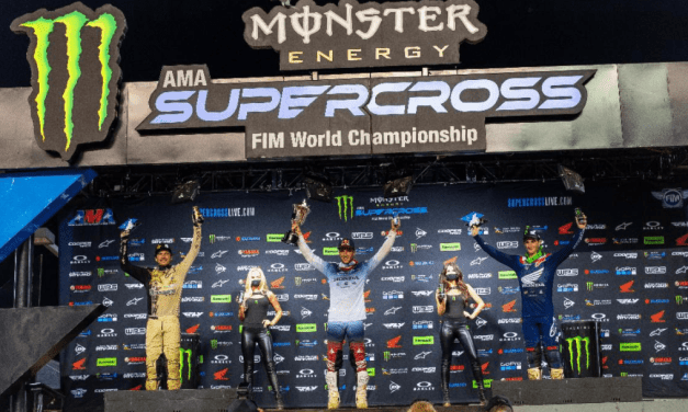 2021 Monster Energy Supercross Series – Round 14 – April 13, 2021