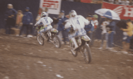 NJ Supercross Flashback