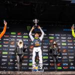 National Coverage – Monster Energy Supercross – SLC 1 – Round 16