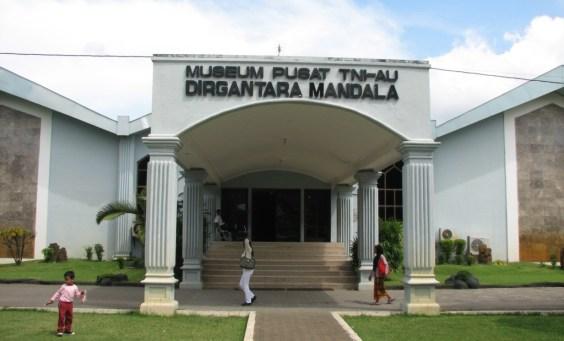 Museum Dirgantara Mandala Yogyakarta