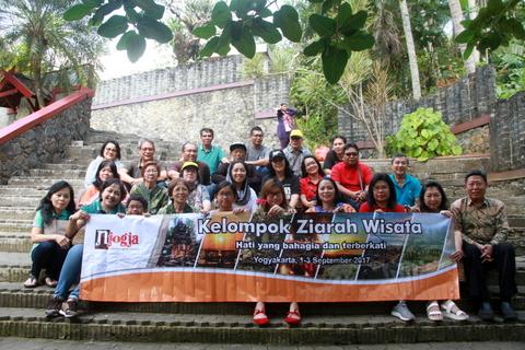 Paket Tour Religi di Jogja