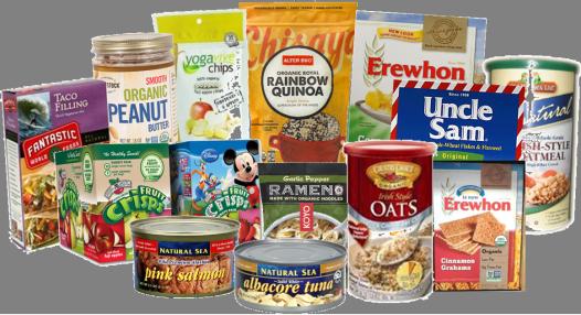 Canned Food Prime Food Market