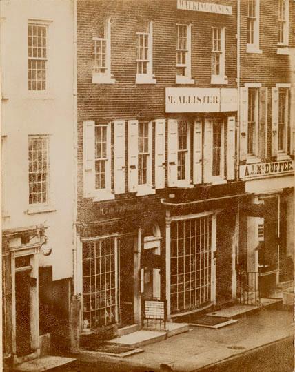 McCalister Shop in Philadelphia