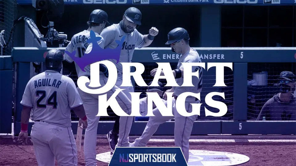 After it was announced the Miami Marlins had a COVID-19 outbreak, DraftKings saw its stock drop on Monday.