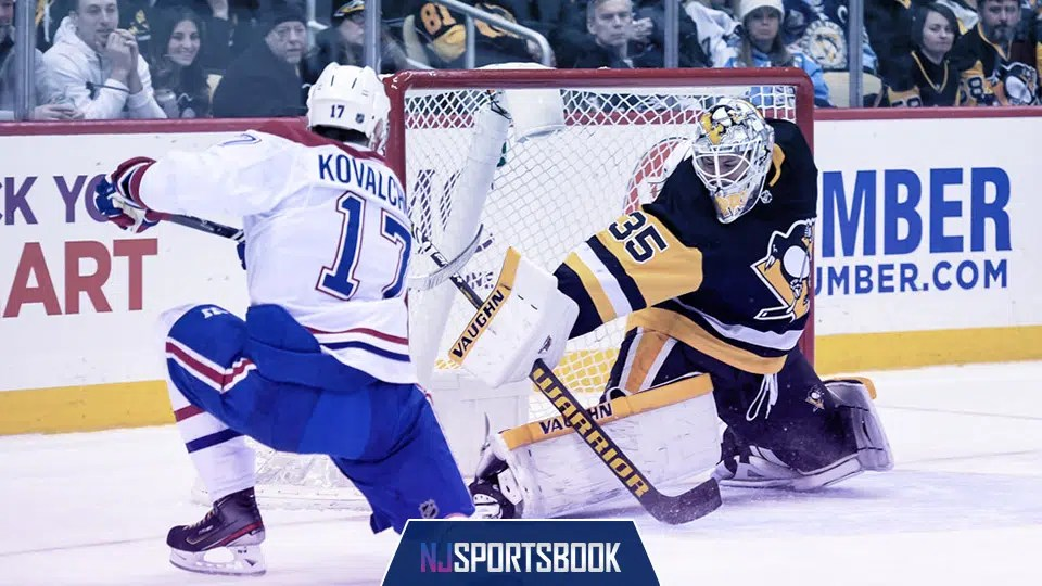 NHL betting preview for Montreal Canadiens vs Pittsburgh Penguins match up with analysis and pick