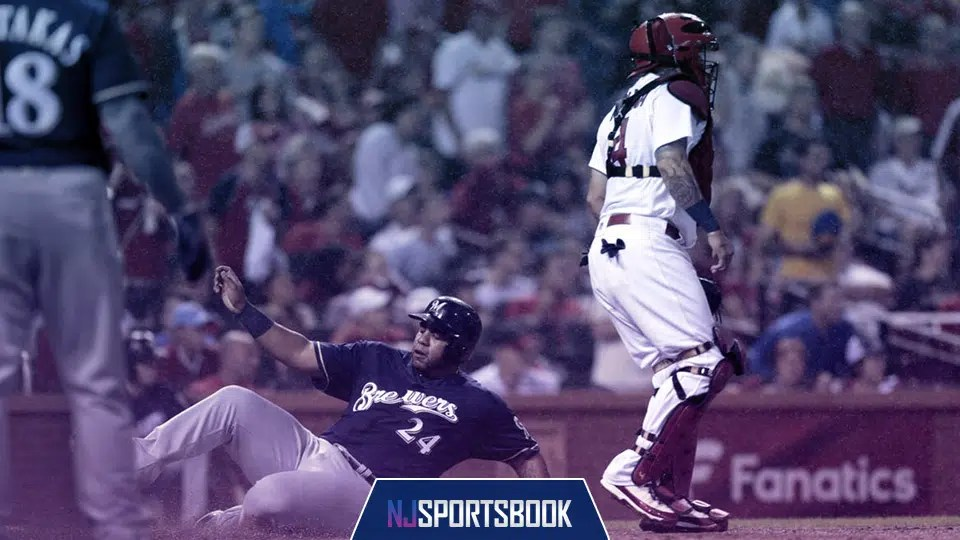 The St. Louis Cardinals and Milwaukee Brewers square off Tuesday in an NL Central battle.