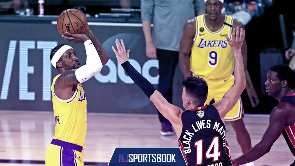 The Lakers bring a 2-1 NBA Finals series lead into Tuesday's matchup with Miami
