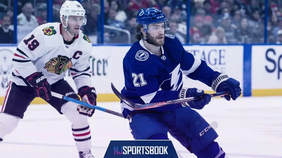 The Tampa Bay Lightning host the Chicago Blackhawks in an NHL season opener on Wednesday.
