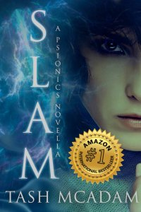 SLAM by Tash McAdam