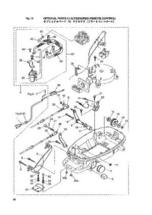 Tohatsu  Nissan  Outboard  Parts Catalog Service