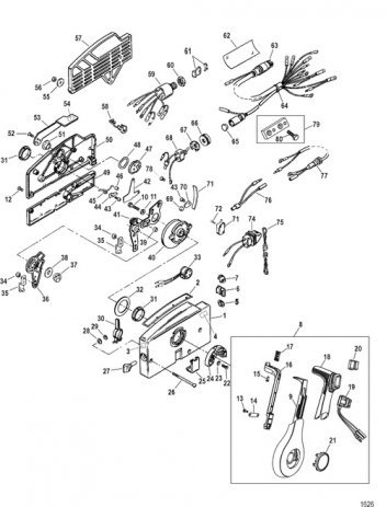 Nissan Outboard Wiring Diagram