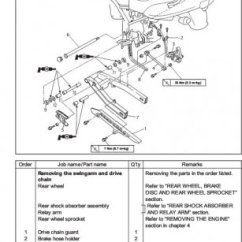 Yamaha Moto 4 80 Wiring Diagram Reliance Manual Transfer Switch Service/repair Manual, Priručnici Za Motocikle! 45 Kn!!