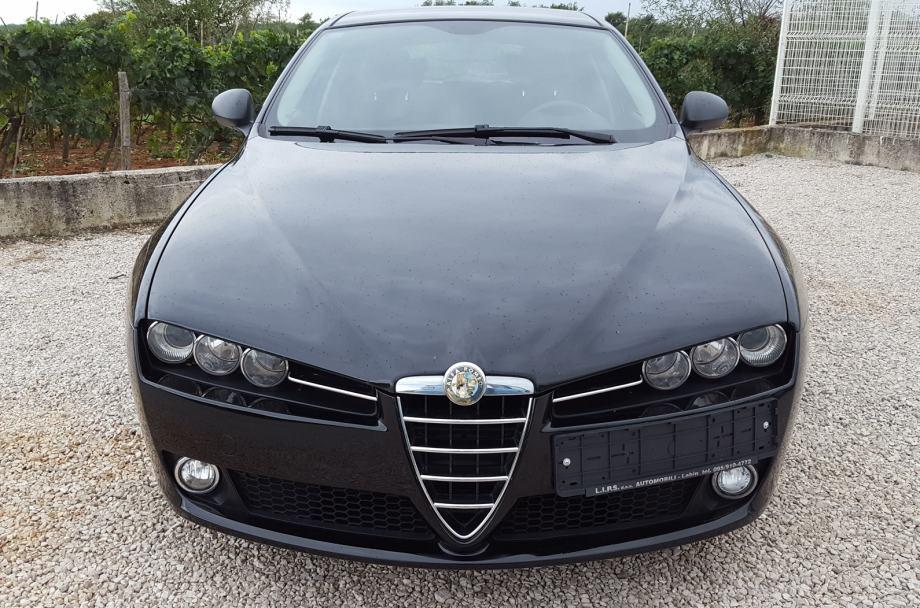 Alfa Romeo 159 SW 2.0 JTDM *** BESPRIJEKORNA ***. 2010 god.