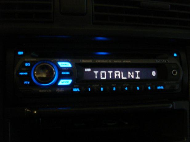 Autoradio Sony Mex Bt Mp3 Bluetooth