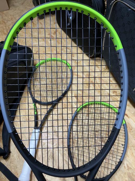 Wilson Blade 98 V7.0 (16X19) Teniski Reket